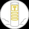 Henger - kör alakú totemoszlop