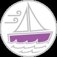 Hajó matricázás, vitorláshajó dekor a hajtótest telibe csomagolásával