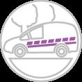 Speciális - Fényvisszaverő autódekoráció
