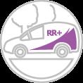 Részleges autódekoráció (csak fóliavágás)