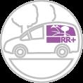Részleges autódekoráció (fóliavágás és fotó)