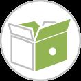 Kartondoboz csomagolás - Dobozcsomagolás - Csomagolás design