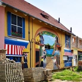 Művészi falfestés Fal graffiti Faldekoráció